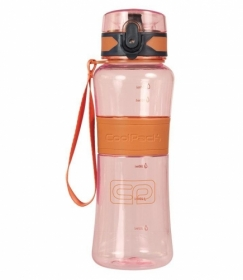 Бутылочка для воды CoolPack TRITANUM 550 мл, оранжевая