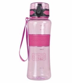 Бутылочка для воды CoolPack TRITANUM 550 мл, розовая