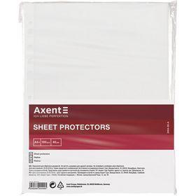 Файл для документов Axent А4+, 40 мкм, 100 шт