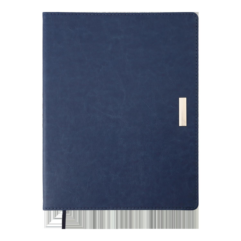 Ежедневник датированный 2022 Buromax SALERNO, синий