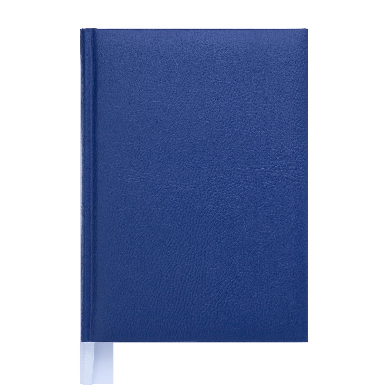 Ежедневник недатированный Buromax BELCANTO А5, синий