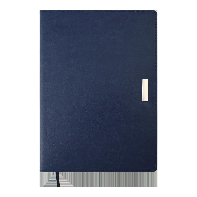 Ежедневник датированный 2022 BuromaxSALERNO,синий