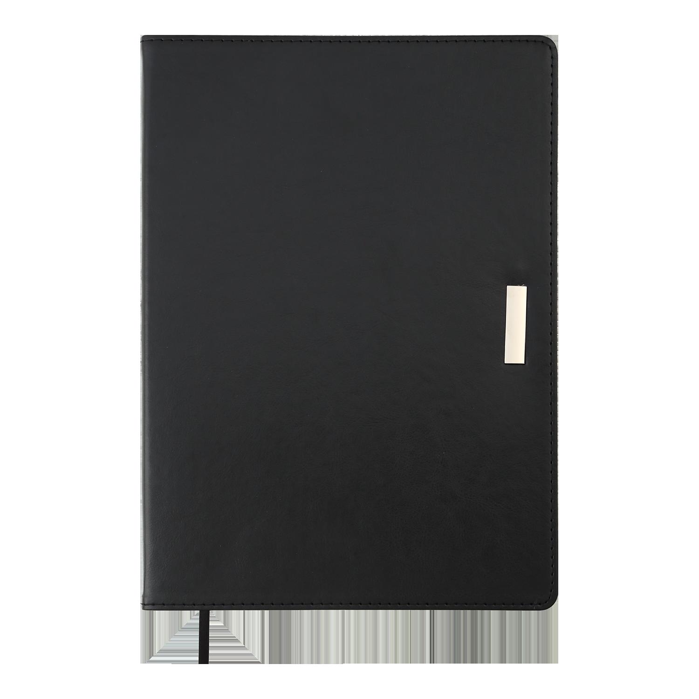 Ежедневник датированный 2022 BuromaxSALERNO,черный