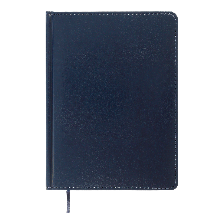 Ежедневник недатированный Buromax BRAVO, синий