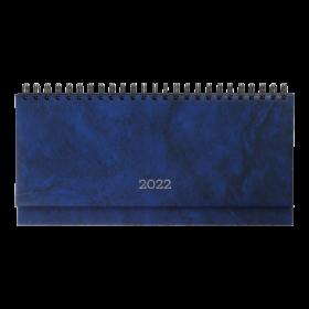 Планинг датированный 2022 BuromaxBASE,синий