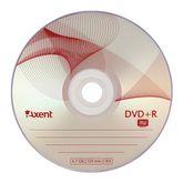 Диск DVD+R 4,7GB/120min 16X, 50 шт., bulk (8108-А)