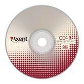 Диск CD-R 700MB/80min 52X, 25 шт., cake (8104-А)